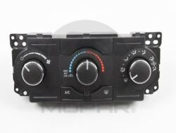 AC and Heater Control Switch MOPAR fits 06-07 Jeep Grand Cherokee 4.7L-V8