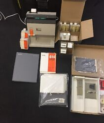 Ciba Corning 614 Na+/k+ Analyzer W/manuals In Hardigg Container See Listing
