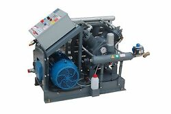 NEW 15 HP PET BOTTLE BLOWING BOOSTER COMPRESSOR