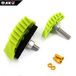 New Dirt Bike Nylon Rim Lock Sets 1.6and2.15 Width With Alu Cover And Washer Gold