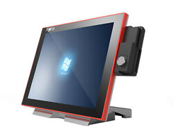 Senor V5 Pos All-in-one Complete Station I3 3.0 4gb Pos Ready 7 With Printer New