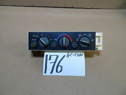 1995 Chevrolet Tahoe CLIMATE Control Switch Heater AC #176-CC