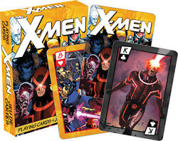 Marvel - X-men Playing Cards Deck Brand New Sealed