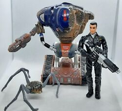 Major Don West John Robinson Dr Smith Lost In Space 1997 Action Force Figures