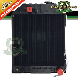 E0nn8005gc15m New Radiator For Ford/new Holland Tractor 5110 6410 6610 7410 7610
