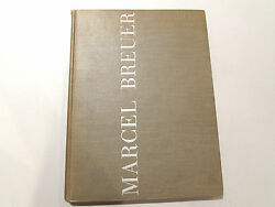 Marcel Breuer Sun And Shadow - 1955 - 1st Edition Vintage Hardcover Book