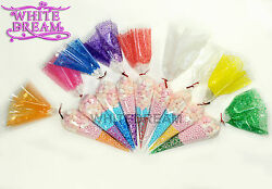 Cone Cellophane Bags | Various Sizes | Favour Sweet Party Display *TOP QUALITY*