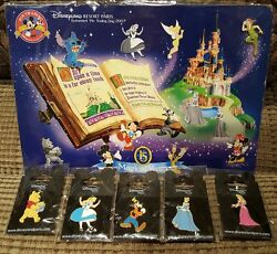 Dlrp - 15th Anniversary - Poursuite Event ''pin Trading Day 2007'' Complete Set