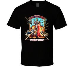 Megaforce 80s B Movie Action Parody Fan T Shirt