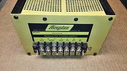 Acopian A24h850m Regulated Power Supply Sold W/ Warranty