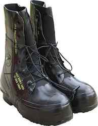 U.s. Military Mickey Mouse Extreme Cold Temperature Boots Bata Brand Unused