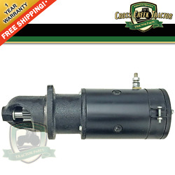 181541m91 New Starter For Massey Ferguson Tractors To20, To30, To35, 35