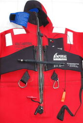 Imperial 1409-a Uscg Adult Universal Immersion Suit Excellent-unused 11