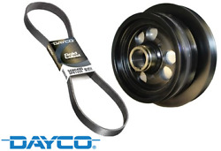 Powerbond 10 Overdrive Power Pulley Kit For Hsv Lsa Supercharged 6.2l V8