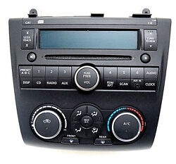 07 08 09 NISSAN ALTIMA RADIO CD PLAYER CLIMATE CONTROL OEM