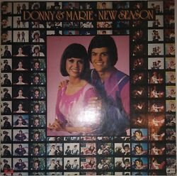 Donny And Marie Osmond New Season Lp Record