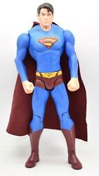 Superman Returns DC Comics Loose 10quot; Action Figure Mattel 2006