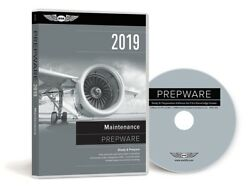 2019 Amt General Airframe And Powerplant Prepware Bundle Free Shipping