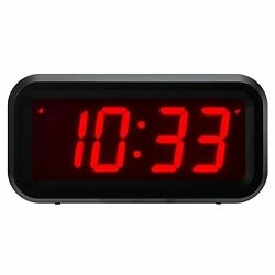 small led alarm clock for sale