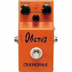 Ibanez Od850 Limited Edition Overdrive Guitar Effects Pedal