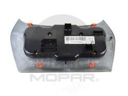 AC and Heater Control Switch MOPAR 1VH37DX9AE fits 2014 Jeep Cherokee 2.4L-L4