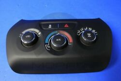 AC and Heater Control Switch MOPAR 1UV93DX9AE fits 2014 Jeep Cherokee 2.4L-L4