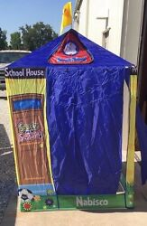 Nabisco Store Display Play Tent Playhut Collectible