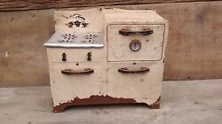 Vintage Empire Little Lady Electric Toy Stove And Oven