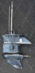 Wty 0250 1996 Johnson Evinrude 9.9 15 Hp Lower Unit Gearcase 435712