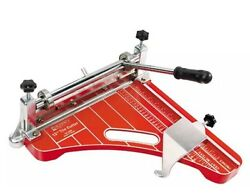 Roberts 10-900 Vct Vinyl Tile Flooring Cutter With Case