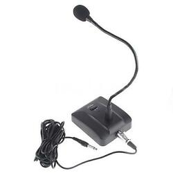 Uni-directional Professional Desk Stand Cardioid Condenser Microphone G9K4
