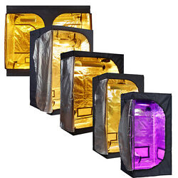 TopoLite Reflective Mylar Grow Tent Indoor Growing Dark Room Hydroponic Plant