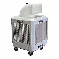 MetalABS Plastic Portable Evaporative Cooler15601320cfm GWC-13HPAOSC White