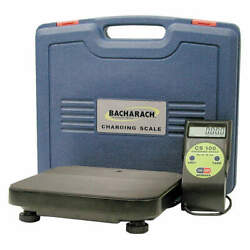 BACHARACH Refrigerant ScaleElectronic 2010-0000