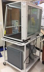 LABCONCO Protector Demostration Portable Chemical Exhaust Hood with FilterMate