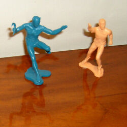 Batman Figure Reproduction Of 1966 Ideal Justice League Playset 3-inches Tall