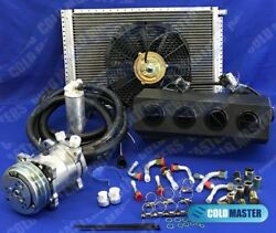 A/c-kit Universal Underdash Evaporator Heat And Cool 404-0ab H/c And Elec. Harness