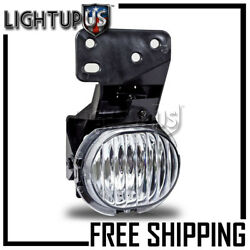 1997-2003 Chevy Malibu Left Driver Side LH Clear Driving Fog Light Lamp