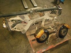 Jdm 03-07 Infiniti G35 Rear Subframe Differential Axles Spindle Hubs 350z