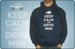 Unisex Sweatshirt or Child Keep Calm and Carry on - Keep Calm and Drive Mini