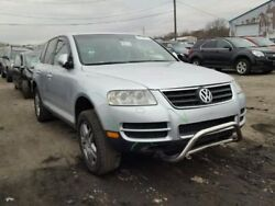 Blower Motor Front Fits 04-10 TOUAREG 560921