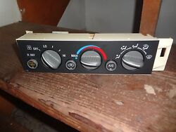 96-99 GMC Chevy Tahoe Suburban Truck HEATER AC CLIMATE CONTROL UNIT Rear Defrost