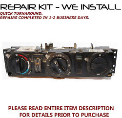 REPAIR KIT FOR 2003 - 2006 DODGE SPRINTER Climate Heater Temperature AC Control