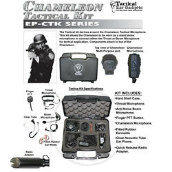 CHAMELEON Quick Release Tactical Kit for Harris Unity XG-100 XL-200P Radios