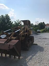 Look 1974 John Deere 450 High Lift Great For Parts Buyer Pays Freight