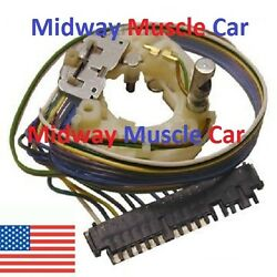 Turn Signal Switch 69-76 Chevy Chevy Corvette With Tilt And Telescopic Wheel