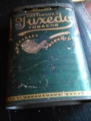 A Variety Of Antique/collectable Tins In Good Shape Some Still Have Spice Inside
