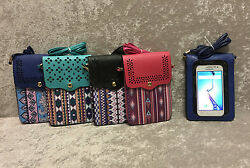 Cross Body Club Bag with Touch Screen Phone Wallet 10 Designs To Choose