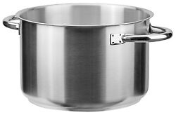 Piazza Effepi Series Chef High Casserole Stainless