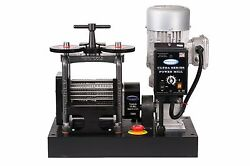Pepetools Ultra Power Electric Wire Rolling Mill 130mm Made In The Usa